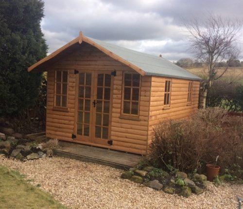 14x10 summerhouse